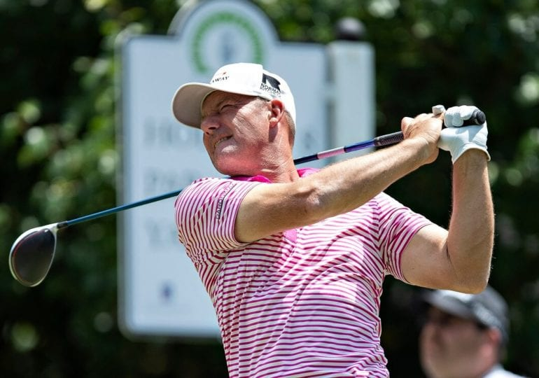 PGA Tour Champions: Alex Cejka holt ersten Major-Titel