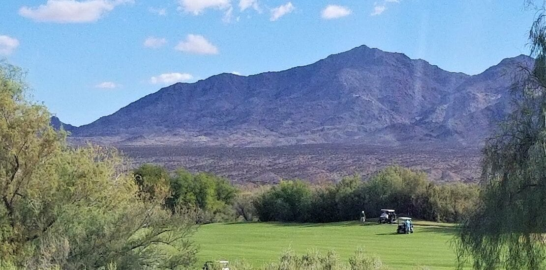 Shadow Creek: Golf-Oase in Nevadas Wüste