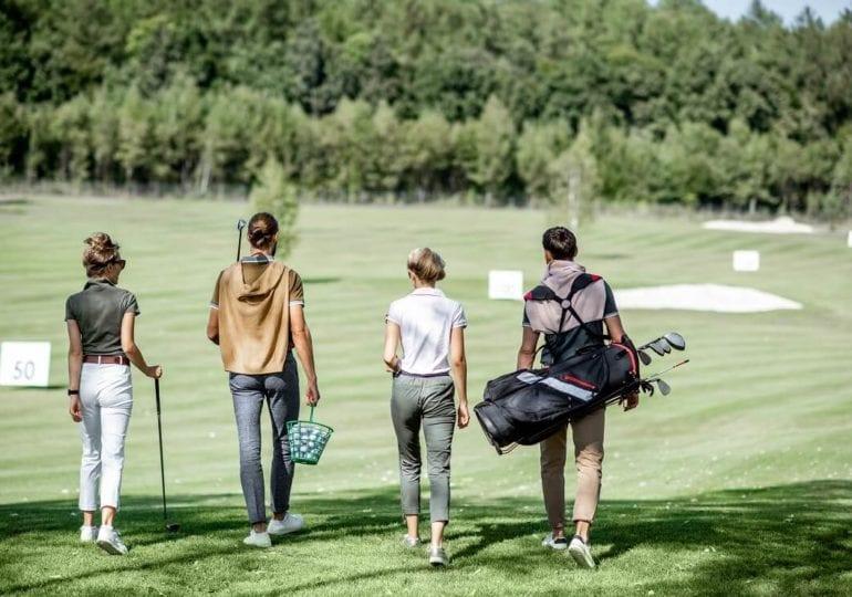 Celebrity Golf Camp: Prominenz soll Interesse am Sport wecken