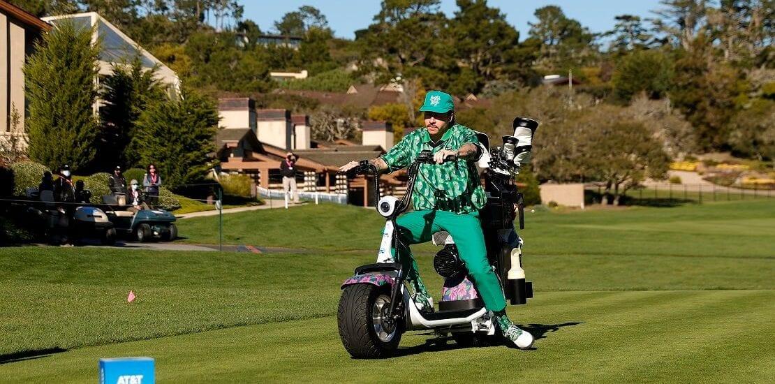 Rapper Macklemore bringt eigene Golfmode-Kollektion auf den Markt