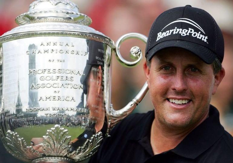PGA Championship: Zehn erinnerungswürdige Momente (Teil 1)