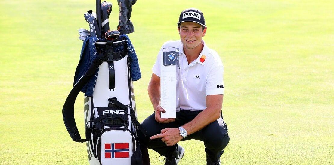 BMW International Open: Hovland siegt haarscharf vor Kaymer