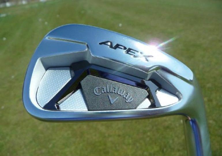Callaway Apex 21 Eisen im Test - Gastbeitrag von Alexander Huchel