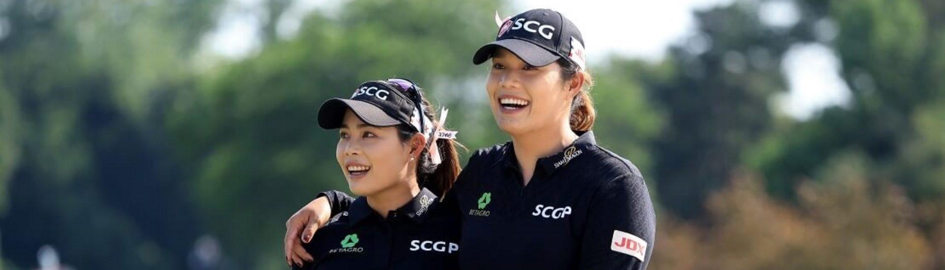 Doppeltes Lottchen: Über Geschwister-Power auf der LPGA Tour