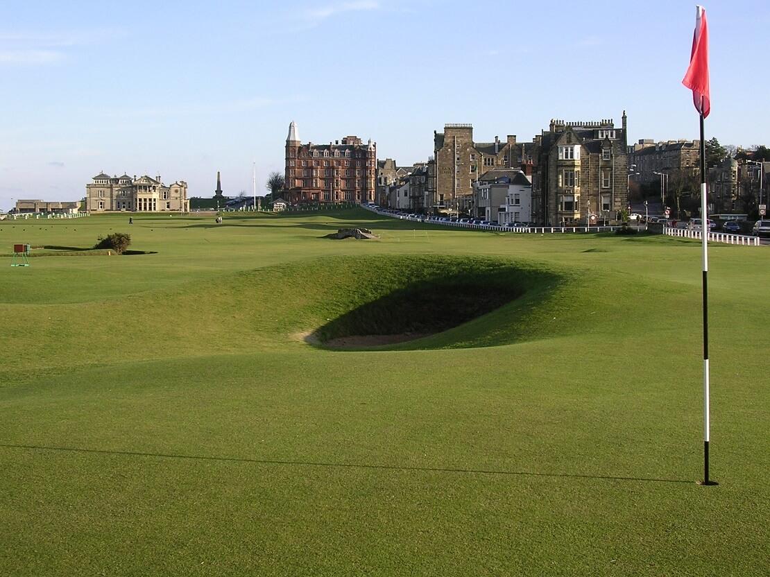 Drei der herausforderndsten Golflinks Schottlands