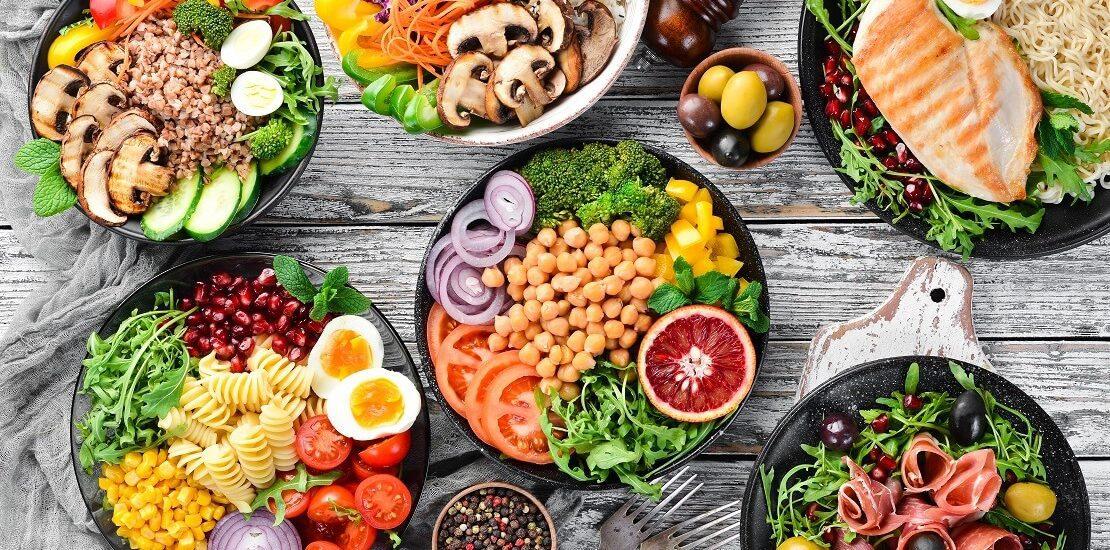 Golf und Ernährung #12: Mineralien und Vitamine mit der Buddha Bowl
