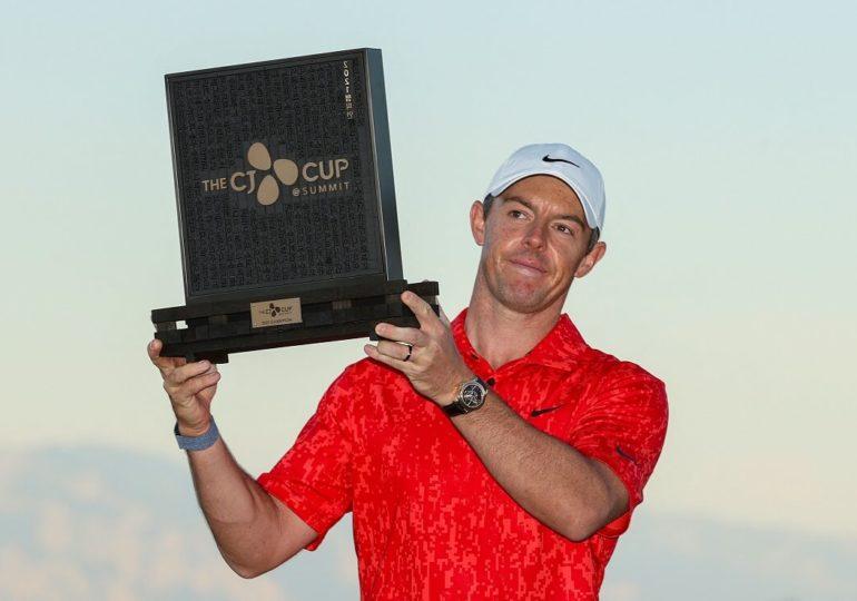 CJ Cup: Rory McIlroy feiert 20. PGA Tour-Titel
